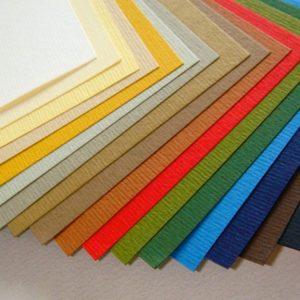 Дизайнерский текстурный картон