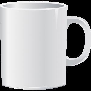 Кружка стандартная под лого